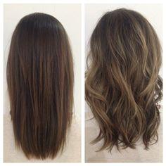 Couleur de cheveux 7 3