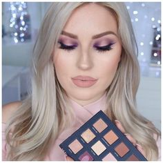 New tutorial!  https://youtu.be/OLZTmYvfPFc  the @chloemorello palette!  #shaaanxo #ciate #chloemorello #eyeshadowpalette