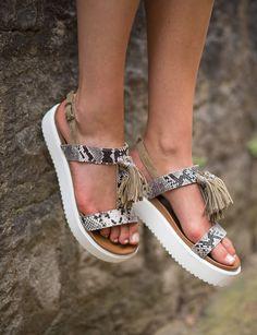 Plateau Sandalen von Inuovo - ein Muss im Sommer!