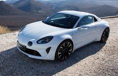 Alpine Vision receberá um motor de quatro cilindros turbo preparado pelos especialistas da Renault Sport