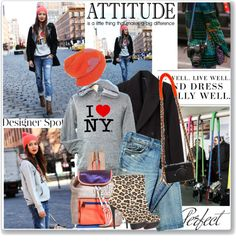"""""""Blogger Style - Sincerely Jules"""" by lidia-solymosi on Polyvore"""