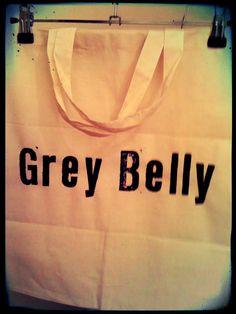 Grey Belly Shopper 5€