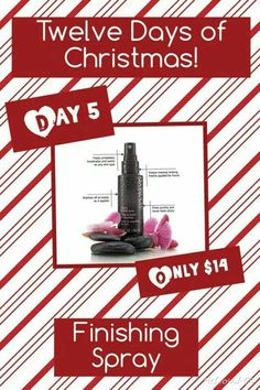 On the 5th Day of Christmas, my Mary Kay Consultant gave to me. www.marykay.com/orhile
