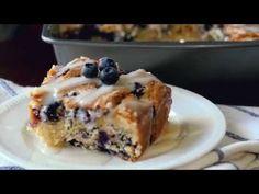 Blueberry Buttermilk Breakfast Cake – 12 Tomatoes