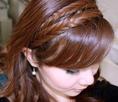 Quick and Easy Prom Hair Tutorial