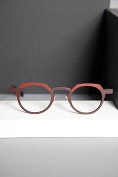 Funky Glasses, Cool Glasses, Glasses Frames, Sunglasses Price, Wooden Sunglasses, Lunette Style, Fashion Eye Glasses, Cooler Look, Optical Glasses