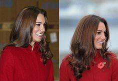 Marco Antonio de Biaggi ensina como conseguir o cabelo ondulado de Kate Middleton