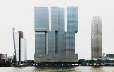 Galeria - Koolhaas sobre Lugar, Escala e (De) Rotterdam - 51