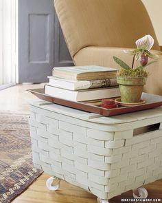 Basket Table
