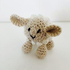 Schaapje Haken Crochet Little sheep