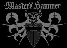 Master's Hammer - top 5 band of mine