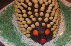 Νηστίσιμη τούρτα σκαντζόχοιρος για παιδικό πάρτυ!   ediva.gr