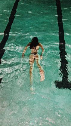 night swimming ✨