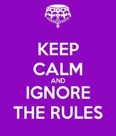 INFJ / INTJ @Jamie Wise Wise Wise Fenton, ignore the rules #personality #trailblazer
