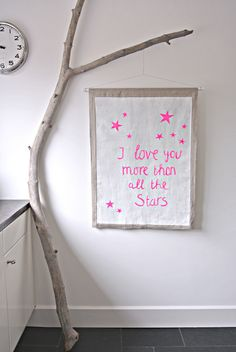I Love you more than all the stars...Pink <3