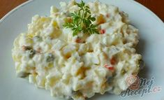 Risotto, Potato Salad, Food And Drink, Potatoes, Cooking, Ethnic Recipes, Christmas, Food Ideas, Salads