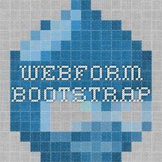 WEBFORM BOOTSTRAP