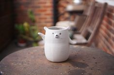 Ceramic Flower Pots, Ceramic Vase, Flower Vases, Rabbit Sculpture, Sustainable Forestry, Pottery Mugs, Stoneware, Tea Cups, Zoo Keeper
