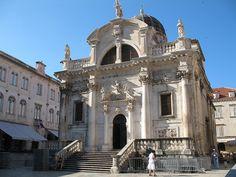 Crkva sv. Vlaha in #Dubrovnik, #Croatia #クロアチア