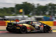 Veloso Motorsport com prova difícil no Lamborghini Super Trofeo em Nurburgring