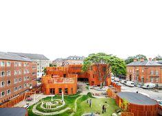 Galería - Jardín Infantil Forfatterhuset / COBE - 11