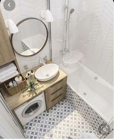 Modern Bathroom Decor Ideas match met uw Home Design Style ~ Gorgeous House Modern Bathroom Decor, Bathroom Trends, Bathroom Design Small, Bathroom Sets, Bathroom Interior Design, Bathroom Storage, Bathroom Organization, Bathroom Mirrors, Bathroom Cabinets