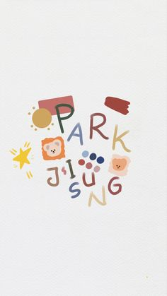 K Wallpaper, Pastel Wallpaper, Park Jisung Nct, Cute Stickers, Sticker Design, Nct Dream, Twinkle Twinkle, Aesthetic Wallpapers, Cute Wallpapers