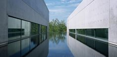 Water court : Pulitzer Arts Foundation, St Louis MO (2001) | Tadao Ando
