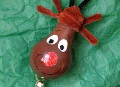 Χειροτεχνίες: 20 χριστουγεννιάτικες διακοσμήσεις από ανακυκλώσιμα υλικά