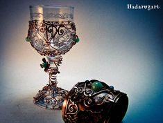 Lucrare handmade din sticla si cupru by hadarugart on DeviantArt Deviantart, Romania, Handmade, Inspiration, Artist, Biblical Inspiration, Hand Made, Artists, Inspirational