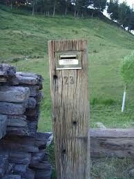 Letterbox ideas