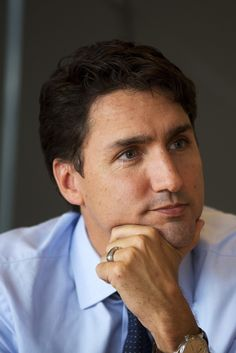 Justin Trudeau Named On Vogue's 'Sexiest Man Alive' List