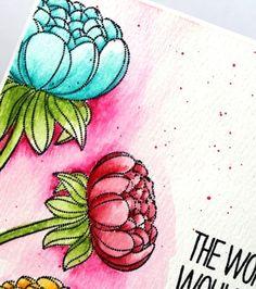 watercolor pencil techniques plus