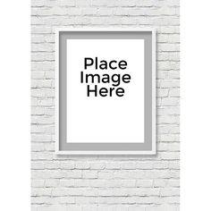 frame mock up 8 x 10 frame digital frame frame mockup