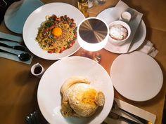 얼마전에 가끔 차마시러 들렀던 디타워 '빌즈'에 식사를 하러 갔었어요. 음식도 고급지고 분위기도 좋아서 왜 그동안 차만 마셨나 과거를 돌아보는 시간이었어요. ㅋㅋ  유명한 건 다 시켜보자! 라는 심정으로 '빌즈 카르보나라