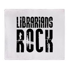 school librarians rock, too!