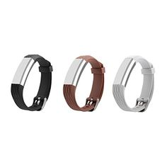 Fitbit Alta BandsColorful Band Design with Adjustable Metal Clasp for Fitbit Alta by ULTunite *** ** AMAZON BEST BUY **