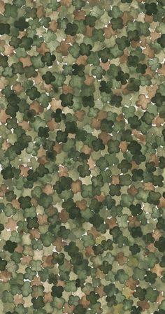 Australian Flora Quilting Fabrics by Natalie Ryan, via Behance