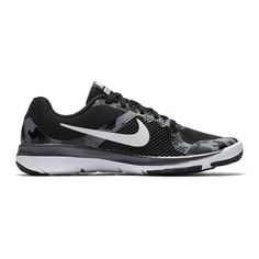 Nike Flex TR Control RW Boys' Sneakers, Size: 13, Oxford