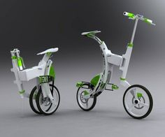 Grasshopper Foldable Electric Bicycle