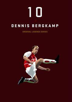 Dennis Nicolaas Maria Bergkamp (born 10 May Amsterdam) is a Dutch former professional footballer, who until Football Icon, Football Is Life, Best Football Team, Football Art, Arsenal Football, Arsenal Players, Arsenal Fc, Good Soccer Players, Football Players