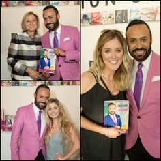 "Nick Verreos: A PASSION FOR FASHION....Worldwide Book Launch for ""A Passion For…"