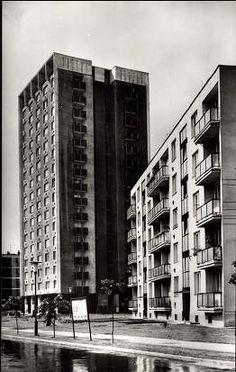 Kilián lakótelep | Képeslapok | Hungaricana Kili, Brutalist, Hungary, Multi Story Building, Poster, Billboard
