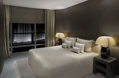 WAN INTERIORS:: Armani Hotel, Dubai, UAE by Wilson Associates in Dubai, United Arab Emirates