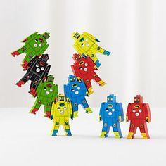 Robot Stacker