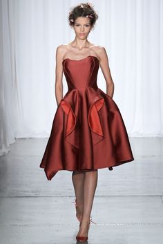 Zac Posen Spring 2014 Ready-to-Wear Collection Photos - Vogue