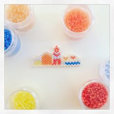Lulu and the little Pea Projects To Try, Magic, Beads, Motifs, Beadwork, Instagram Posts, Nice, Snap Peas, Beading