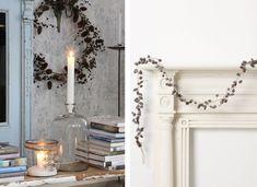 Larch Advent Wreath