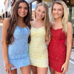 modest tight spaghetti straps hoco dresses, fashion semi formal bodycon gowns, chic short prom dresses