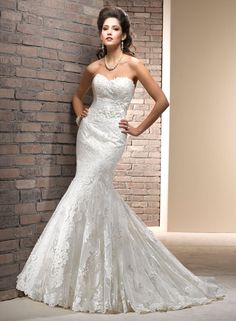 Maggie Sottero Tea Length Wedding Dresses